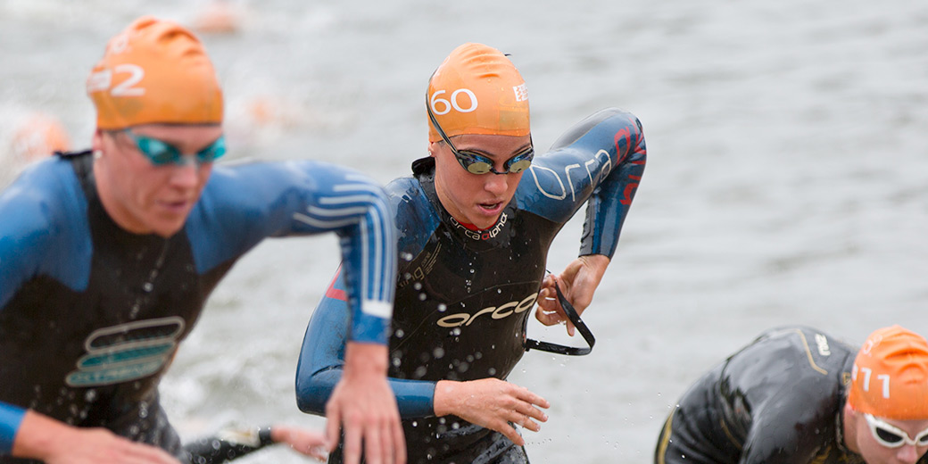 ITU World Triathlon Edmonton 2015