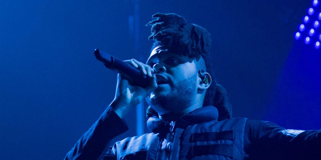 The Weeknd Edmonton