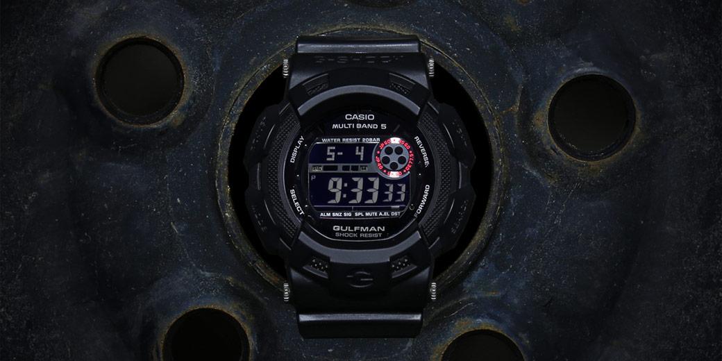 G-Shock Gulfman GW-9100MB-1JF