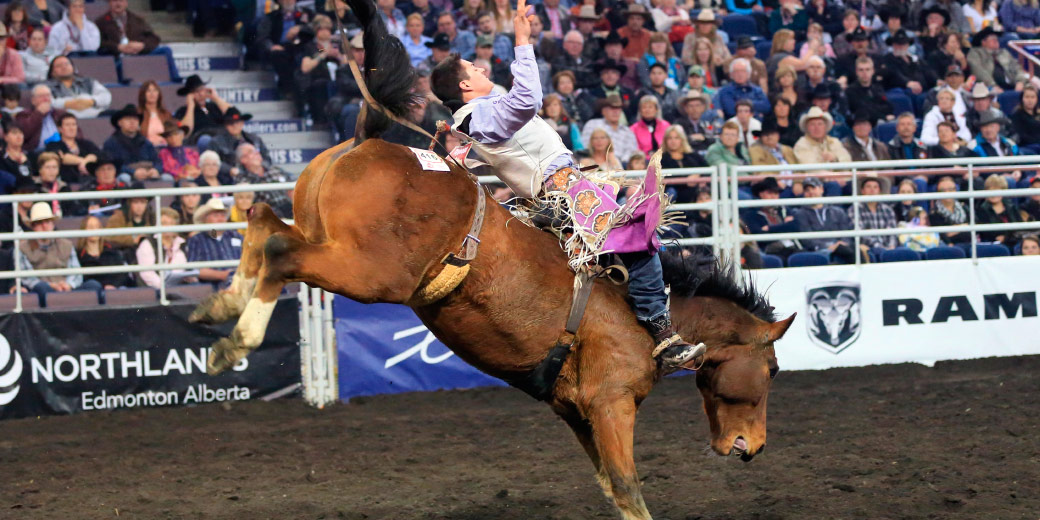 Canadian Finals Rodeo 2014