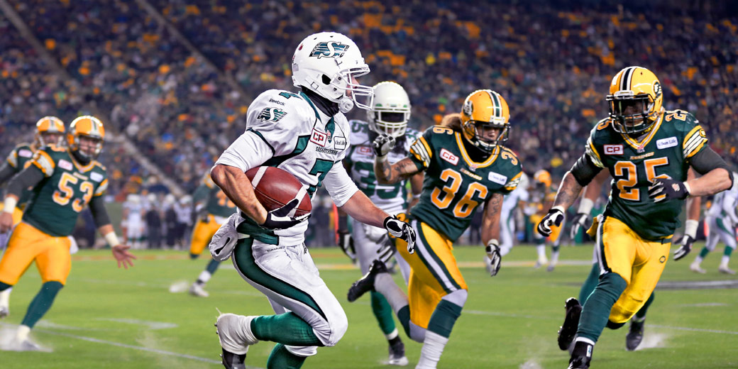 Eskimos vs Roughriders