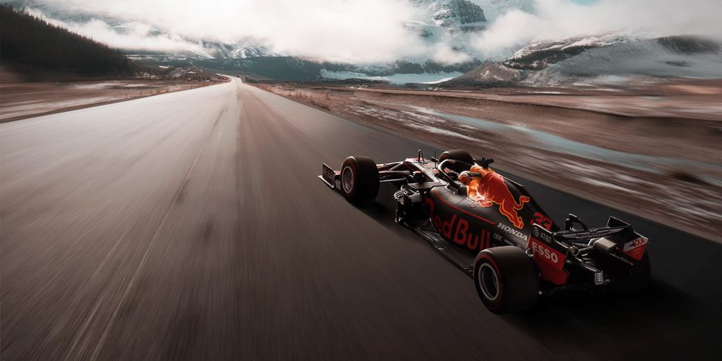 Minichamps Red Bull Racing RB15 1:43